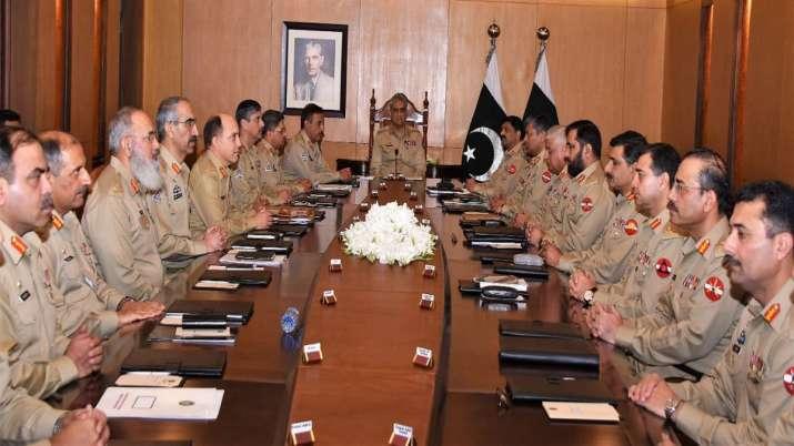 Pak Army Statement on Pakistan Army Act Amendment - India TV