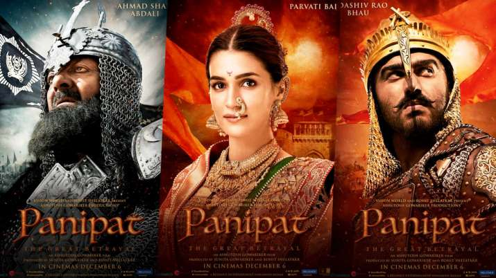 Image result for panipat movie