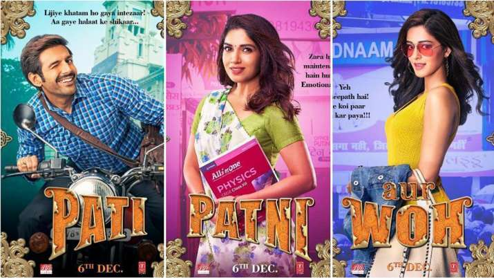 Image result for pati patni aur woh