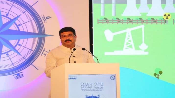 Petroleum Minister Dharmendra Pradhan- India TV Paisa