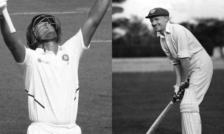 Mayank Agarwal and Don Bradman- India TV
