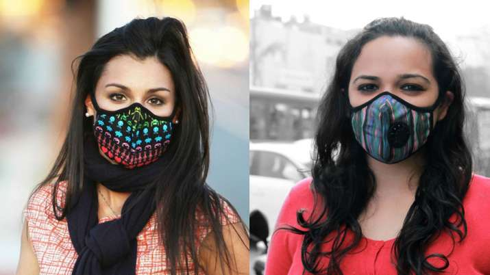 delhi ncr , air pollution, best mask- India TV