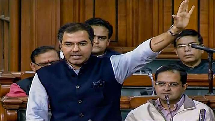 BJP MP Pravesh Verma- India TV