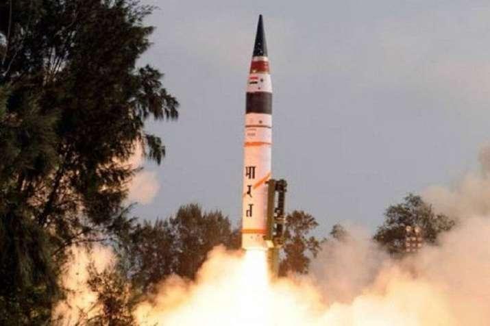 भारत ने पृथ्वी-टू मिसाइल का सफल परीक्षण किया, 300 किमी की दूरी तक मार करने में सक्षम- India TV