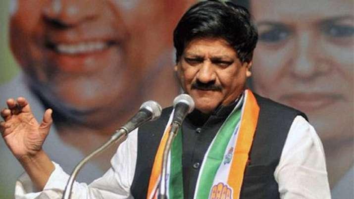 Congress leader Prithviraj Chavan- India TV