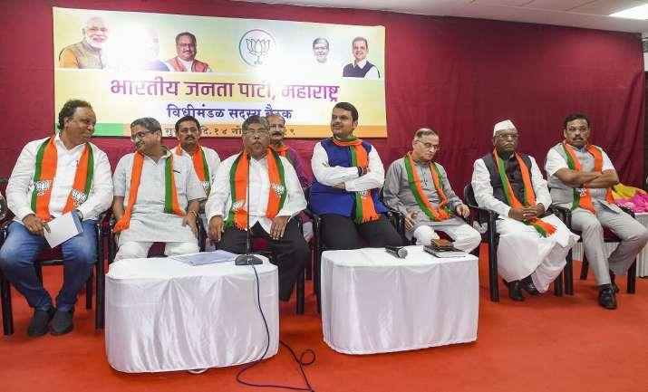 BJP Maharashtra- India TV