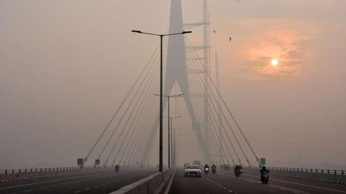 Delhi's air quality improvement reaches 'satisfactory'...- India TV
