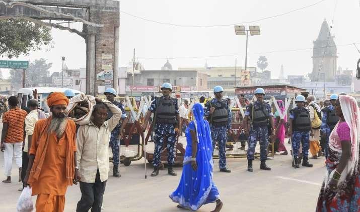 अयोध्या भूमि विवाद:...- India TV