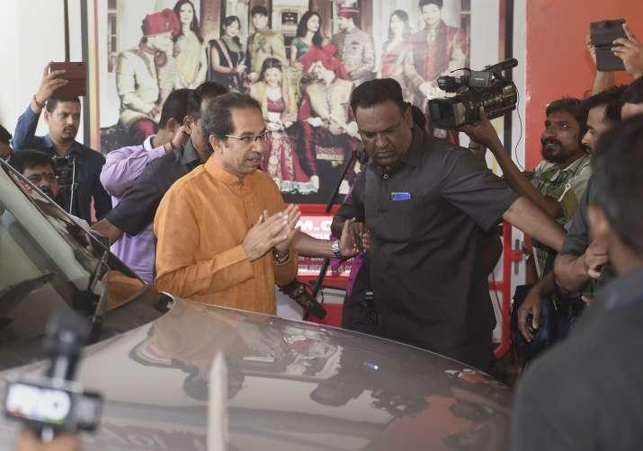Uddhav- India TV