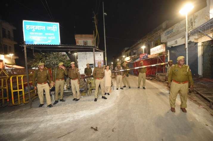 Ram Mandir Ayodhya Case- India TV