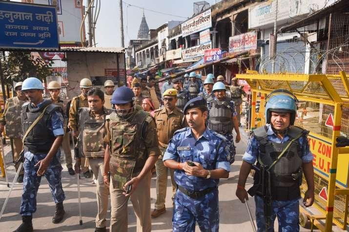 Ayodhya case ram mandir- India TV