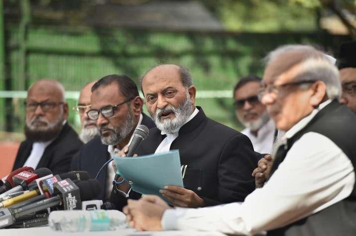Zafaryab Jilani - India TV