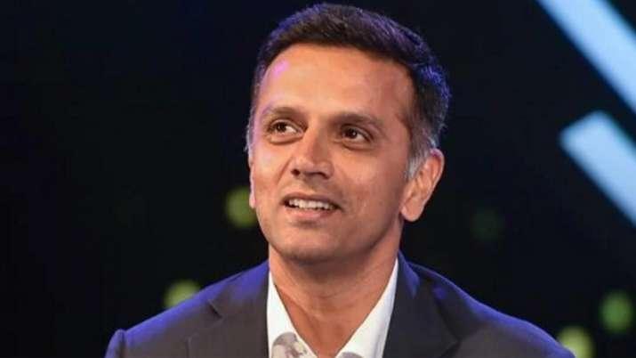 Rahul Dravid- India TV