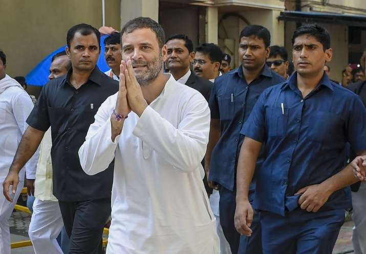 Rahul Gandhi, Ex Congress President (File)- India TV