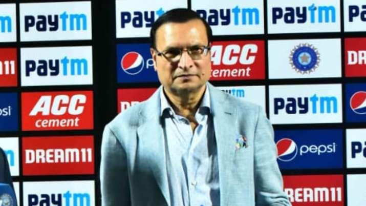 Rajat Sharma, DDCA President - India TV