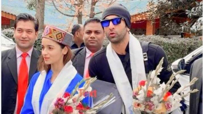 Alia bhatt and ranbir kapoor - India TV