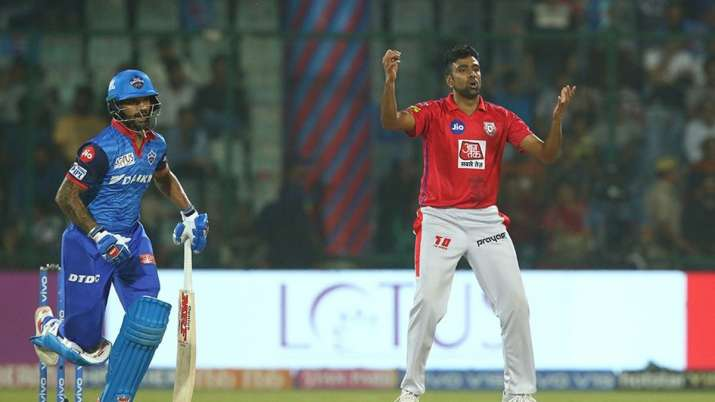 IPL 2020 : Kings XI Punjab R Ashwin Delhi Capitals for Rs 1.50 crore Indian Premier League- India TV