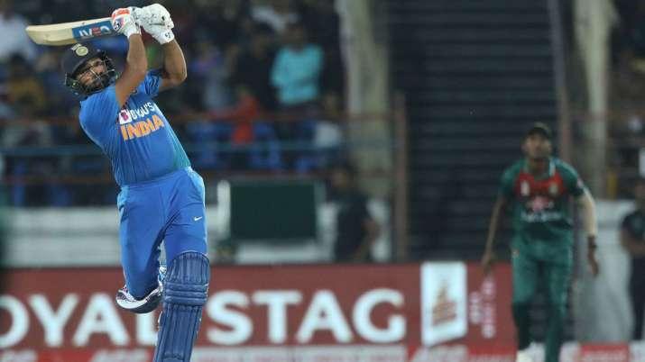 Rohit Sharma, Rohit Sharma Sixes Record, India vs Bangladesh- India TV