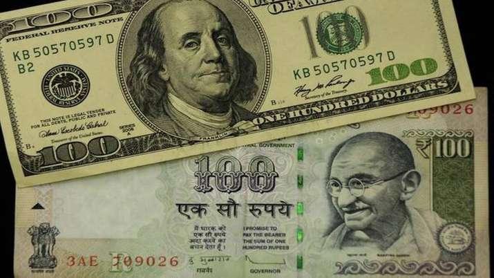 Rupee pares morning gains; settles 6 paise down at 71.84 vs USD- India TV Paisa