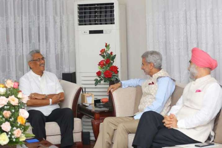 Newly-elected Lankan President to visit India on Nov 29:...- India TV