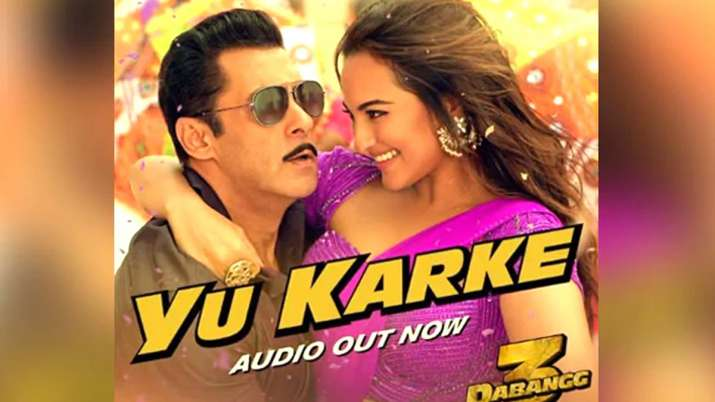 Dabangg 3 News Song Yu Karke- India TV