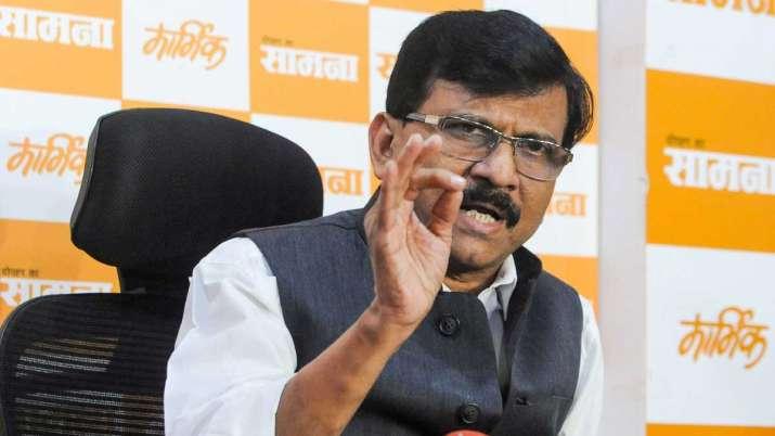 Shiv Sena Leader Sanjay Raut- India TV