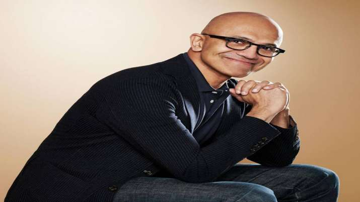 Microsoft CEO Satya Nadella tops Fortune's Businessperson of the Year 2019 list- India TV Paisa