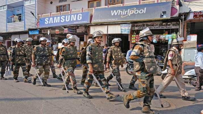 Security Foces- India TV