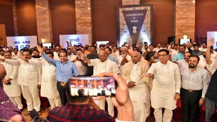 Sharad pawar thanks Supreme court for Maharashtra Decision on Constitution Day- India TV