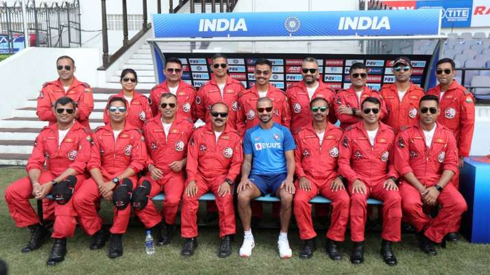IND vs BAN : These players, including Shikhar Dhawan, spend time with Indian Airforce before Nagpur - India TV