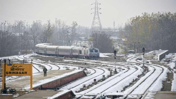 Shrinagar Cold Wave- India TV