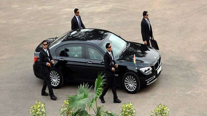Special Protection Group- India TV