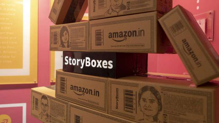 Amazon launches Storyboxes to take seller stories closer to customers - India TV Paisa