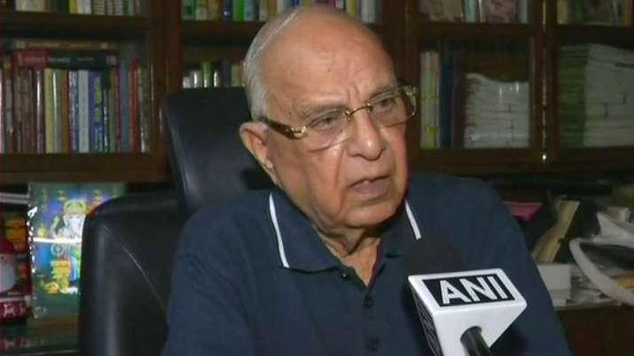Subhash Kashyap constitution expert- India TV