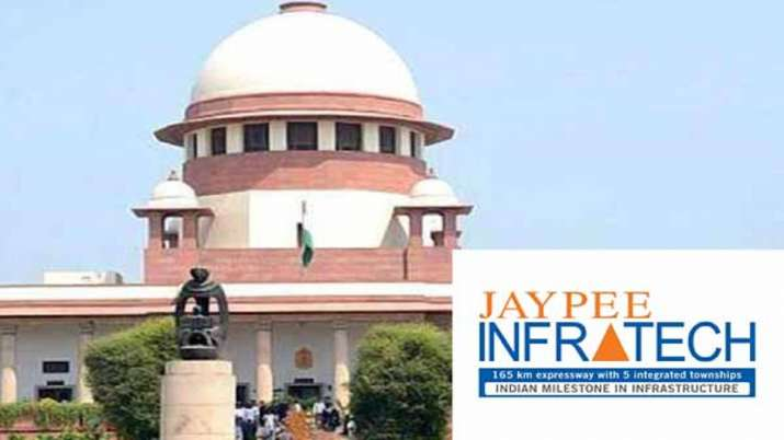 Supreme Court on JP group- India TV Paisa