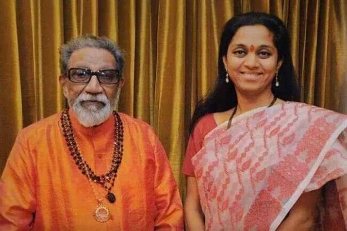 Bala Saheb Thackeray and Supriya Sule- India TV