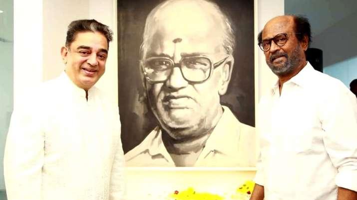 कमल हासन और रजनीकांत...- India TV