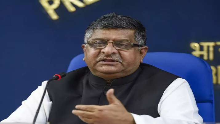 Communications Minister Ravi Shankar Prasad । File Photo- India TV Paisa