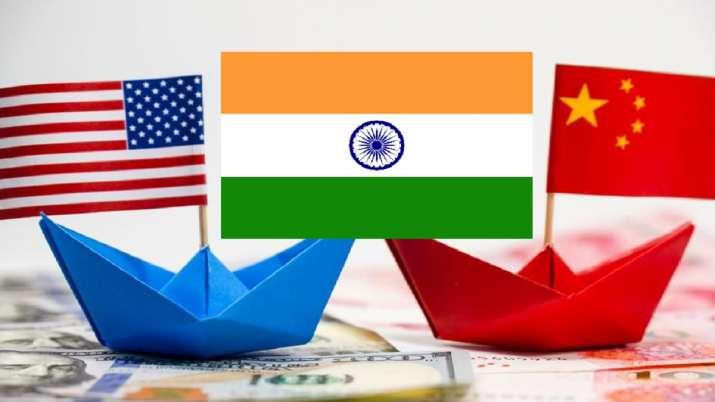trade war benefit India- India TV Paisa