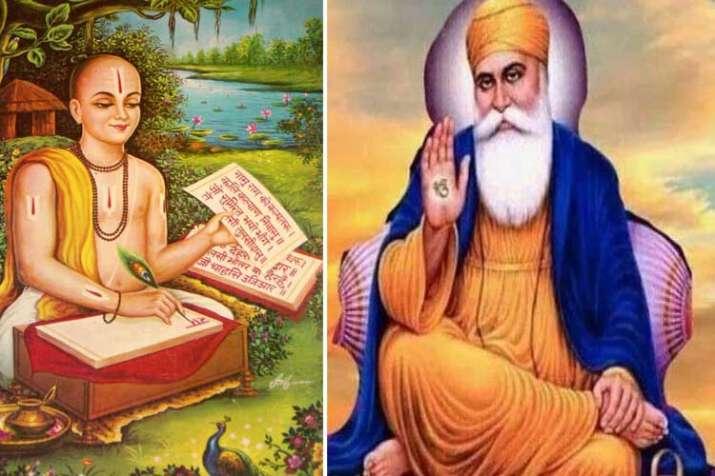 tulsidas and guru nanak- India TV