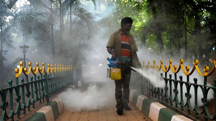 Dengue Hotspot- India TV