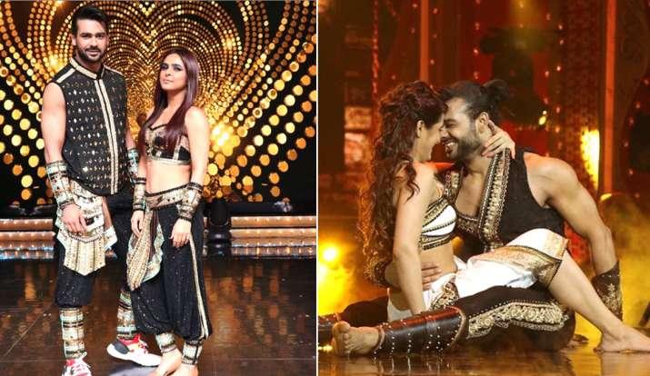 vishal aditya singh ex girlfriend madhurima tuli- India TV