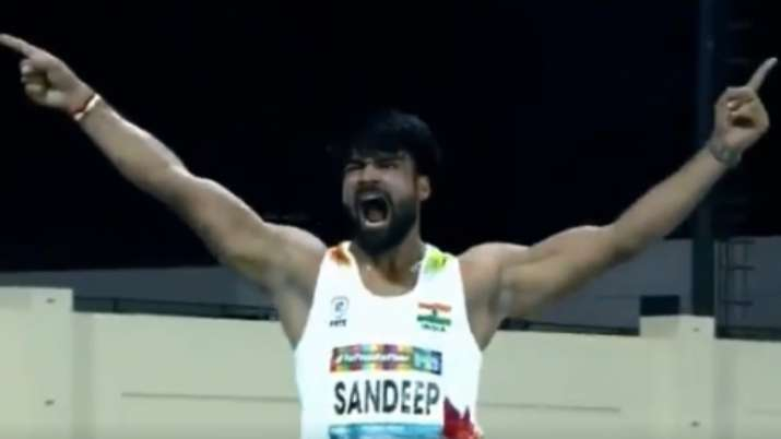 Sandeep Chaudhary- India TV