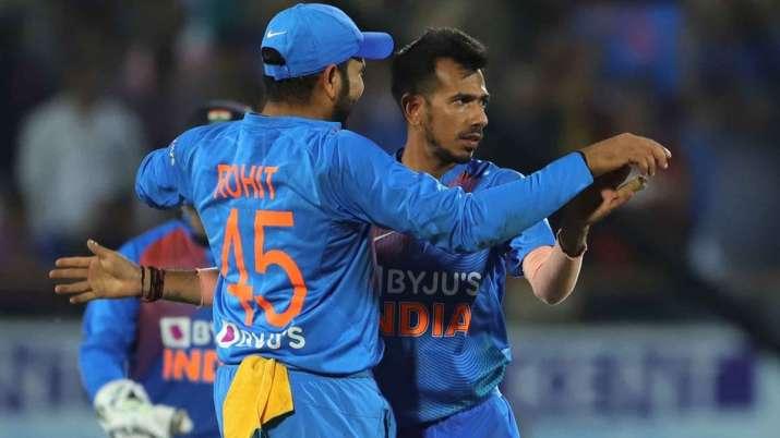 Yuzvendra Chahal, Rohit Sharma, Team India, India vs Bangladesh 2019- India TV