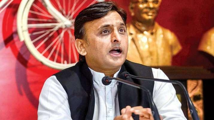 Akhilesh Yadav targeted the UP government, said the...- India TV