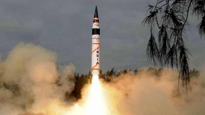भारत ने किया पृथ्वी-2...- India TV