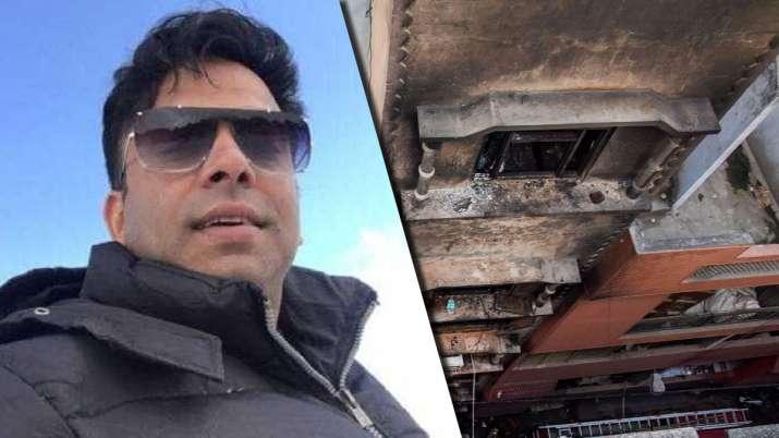 इमारत में आग लगने से 43...- India TV