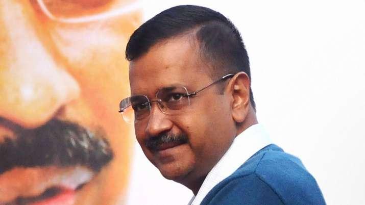 Arvind Kejriwal, Chief Minister of Delhi- India TV
