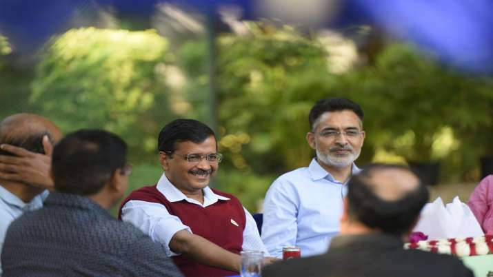 Delhi boys will take oath to not misbehave with women in school and colleges says CM Arvind Kejriwal- India TV