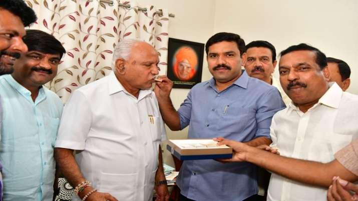 BJP wins Karnataka by elections- India TV